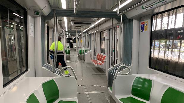 La línea 3 del metro de Sevilla será subterránea también por La Palmera hasta Los Bermejales